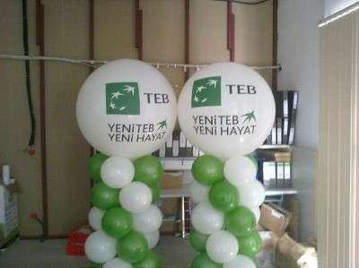 Antalya Ayaklı Jumbo Balon Süslemesi