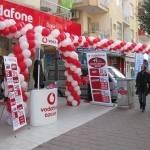 Antalya Vodafon Balon Süsleme