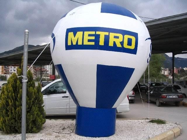 Antalya Yer Balonu Satışı Kiralaması