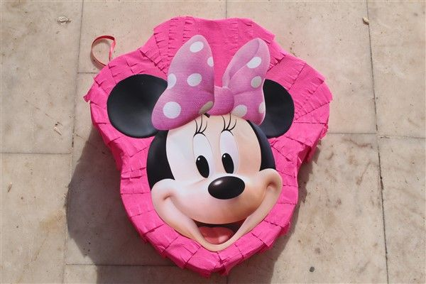 Minnie Mouse Pinyata