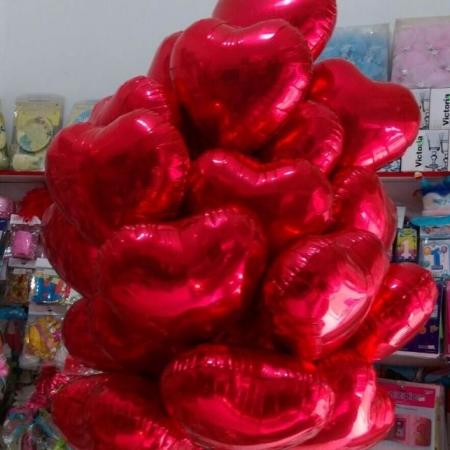 sevgililer günü uçan balon hediyesi
