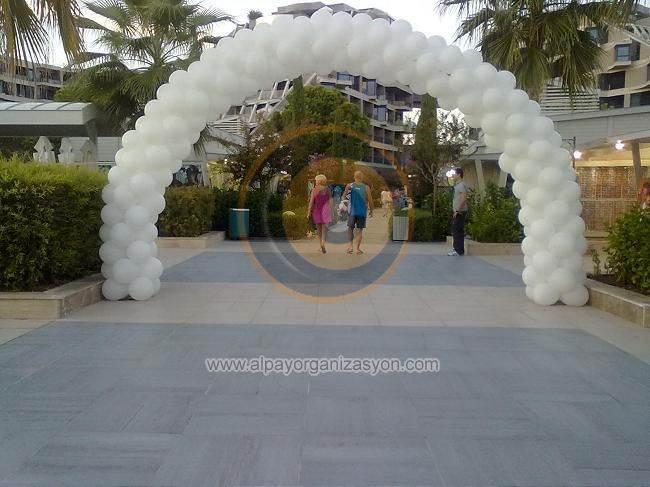 Antalya Balon Kapı Kemeri Tak Çember