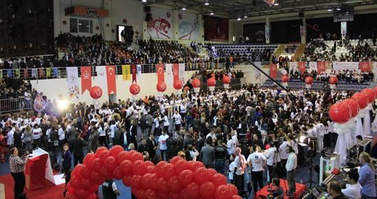 Antalya Organ Bağışı Süslemesi